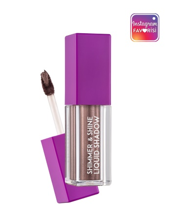 SHIMMER & SHINE LIQUID SHADOW Göz Farı