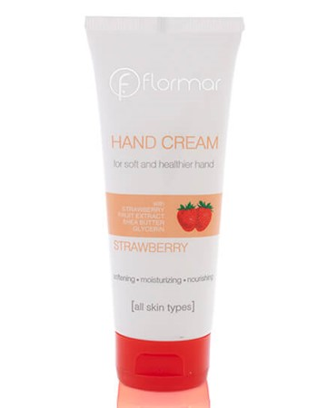 HAND CREAM STRAWBERRY