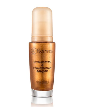 SHIMMERING & ILLUMINATING BODY OIL