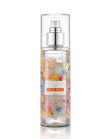 FLOWER TALES SUNSHINE BODY MIST