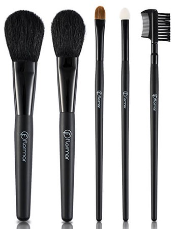 5 PIECES MAKE-UP BRUSH SET
