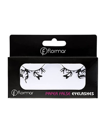 PAPER FALSE EYELASHES